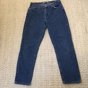 High Rise Tommy Hilfiger Jeans